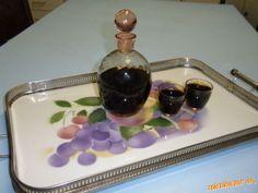 ◄ Domáci orechový likér ►