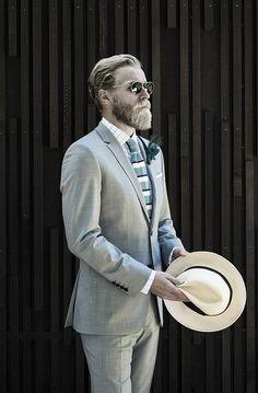 Great beard.