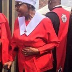 Zoleka Mandela shares last photos of Winnie attending church in Soweto