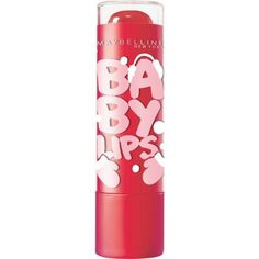 Baby lips winter edition - Maybelline || Sweet apple.