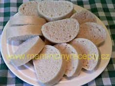 Kynutý knedlík kváskový Cantaloupe, Bread, Fruit, Food, Brot, Essen, Baking, Meals, Breads
