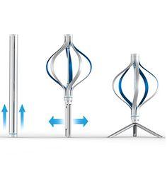 Revolver - Personal Wind Turbine