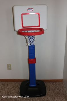 Win Little Tikes Basketball Hoop from Minnesota Mama's Must Haves! Ends 11/26