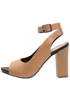 SUITEBLANCO Sandały beige