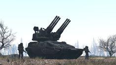 Hydralisk Flak Tank by XanaToast on DeviantArt