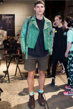 Fucking Young! » STREETSTYLE   Mercedes-Benz Fashion Week Australia Day #4