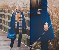 Olga C. - blue is so blue