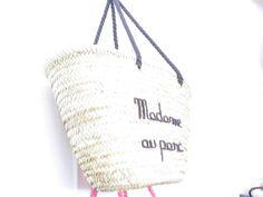 Retrouvez nous au 2ème étage du Bon Marché à Paris du 22 mars au 31 mai 2015.  Jessica et Laure sont sur place pour vous broder vos textes sur les paniers Original Marrakech  www.panier-marocain.com