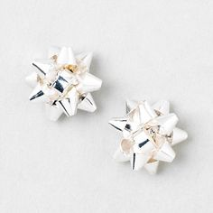 Stud earrings with gem accented anchors. | Jewelry | Pinterest ...