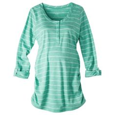 possibly good night shirt for hospital - Liz Lange® for Target® Maternity Long-Sleeve Basic Tee - Assorted Colors