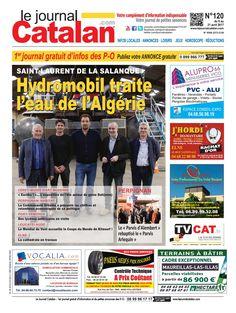 Le Journal Catalan N ° 120 - Pyrénées-Orientales