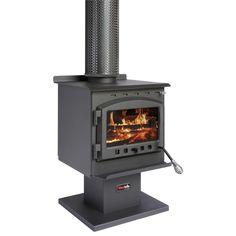 Scandia Warmbrite 200sqm Indoor Convection Wood Heater