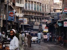 Old Peshawar, Pakistan