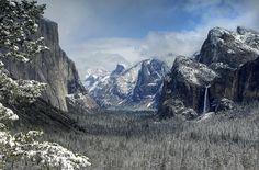Yosemite by Michael Flick