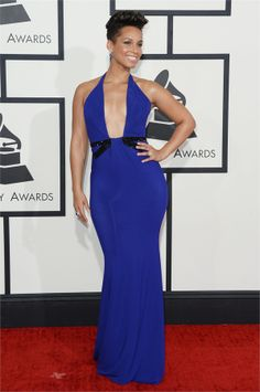 #Grammy2014: i look delle star - http://www.tentazionefashion.it/grammy-2014-look-delle-star/ #fashion #look #vip #outfit #redcarpet #AliciaKeys