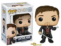 @OriginalFunko of #OUAT's Captain Hook (out in Oct!).