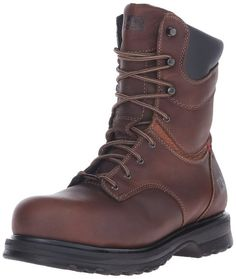 Timberland PRO Women's 88116 Rigmaster Work Boot,Brown,7.5 M US