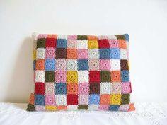 Crochet Patterns - Almohada