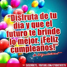Mensajes de Cumpleaños Gratis VER EN ░▒▓██► http://etiquetate.net/mensajes-de-cumpleanos-gratis/