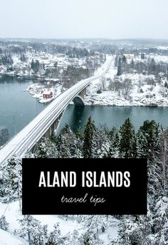 The Aland Islands is an autonomous territory of Finland in the Nordic region. It is an archipelago consisting of over islands giving you plenty to explore when you travel to Aland Islands. Plan your travel to this region with these useful tips: Europe Travel Tips, Places To Travel, Places To See, Finland Trip, Amazing Destinations, Travel Destinations, European Destination, Explore Travel, Archipelago
