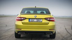 Škoda predstavila Superb s paketom opreme Sportline Golf, Cars, Vehicles, Autos, Car, Car, Automobile, Turtleneck, Vehicle