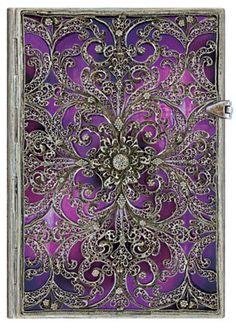Silver Filigree - Writing Journals, Blank Books - Paperblanks