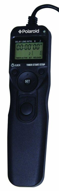 Amazon.com : Polaroid Shutter Release Timer Remote Control For The 7D, 7D Mark 2, 6D, 50D, 40D, 30D, 5D, 20D, 10D, 5D Maxrk III, 5D Mark II, 1D X, 1D C, 1D Mark IV, 1D(s)Mark III, 1D(s)Mark II(N) Digital SLR Cameras (Replaces TC-80N3) : Camera Shutter Release Cords : Camera & Photo
