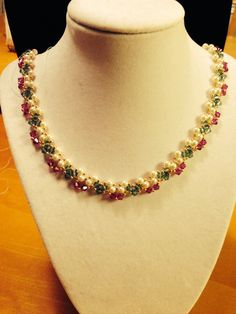 Summer Blossom Necklace