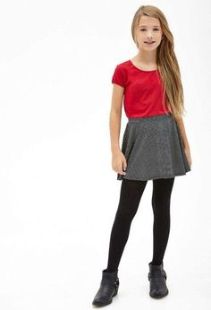 tween fashion trends in 2019 skirts for Preteen Fashion, Girl Fashion, Fashion Outfits, Fashion Trends, Fashion Ideas, Fashion Clothes, Latest Fashion, Fashion Online, Black Kids Fashion