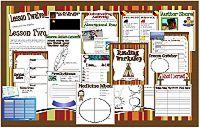 Huge Aboriginal Unit - Smart Notebook slides, matching printables, videos & links.