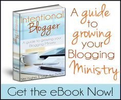 Grow Your Blogging Ministry...an eBook JAM packed with information!