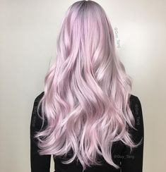"Guy Tang on Instagram: """"Pink Smoke"" one of my models with @olaplex from Finland using @kenraprofessional metallic series and color creatives! As seen on FB mentions and Periscope! Video coming soon with formulas!"""