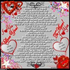 I Love You Quotes For Him From The Heart