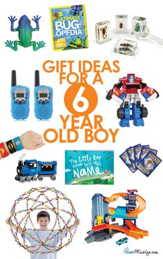 Gift and toy ideas f