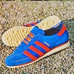 Adidas azzurro