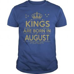 KING ARE BORN IN  AUGUST LIMITED EDITION #August