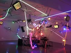 houston artist adela andeas light installations and sculptures are true crowd pleasers captivating artists at - Captivating Light Installation Artists