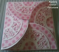 I bet my Cricut can cut this shape - can't wait to try it!