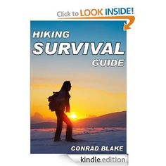 If you're going to be a smart hiker, you need to be ready to survive under any condition. http://www.amazon.com/dp/B00FV2EG8E