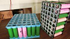 DIY 52v (48v) 16AH Lithium-Ion 18650 E-Bike battery pack (E-Trike v1.6)