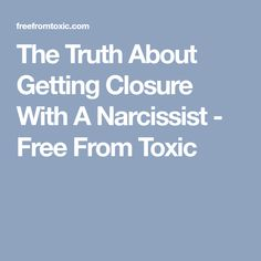 When A Narcissist Leaves A Relationship