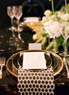 #place-settings, #napkins  Photography: Lisa Lefkowitz - lisalefkowitz.com Design: Rue Magazine - ruemag.com