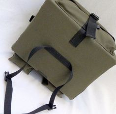 Ironweed Orpington Front Bag
