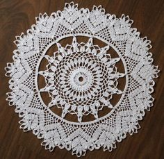 5 more Pins for CROCHET DOILIES board