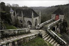 La chapelle Ste Barbe à Le Faouët ... | Flickr - Photo Sharing!