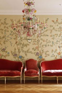 Восточный стиль шинуазри (chinoiserie) в роскошных современных и исторических интерьерах - Ярмарка Мастеров - ручная работа, handmade