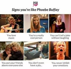 Phoebe's not my favourite but still I love her Friends Funny Moments, Friends Tv Quotes, Friends Scenes, Friends Episodes, Friends Season, I Love My Friends, Friends Show, Friend Jokes, Laughing Jokes