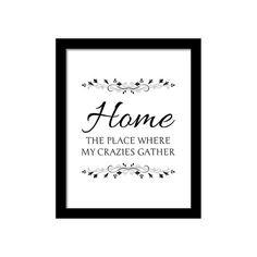 Funny Printable Art available in three sizes, 5x7, 8x10, and 11x14.  Decorate your home for less with Printable Art. For inexpensive funny home decor to fill your empty wall spaces click through to the store and see all the options offered.