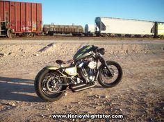 Harley Nightster, Harley Davidson Sportster, Wheels