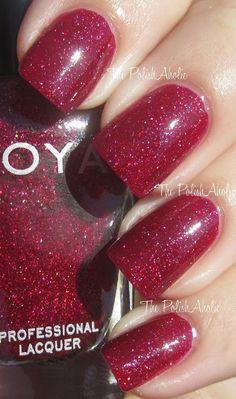 Zoya | Blaze | ZP641 | Ornate | Winter 2012/13